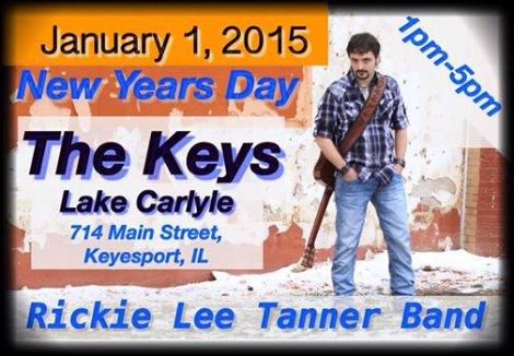 Rickie Lee Tanner 1-1-15