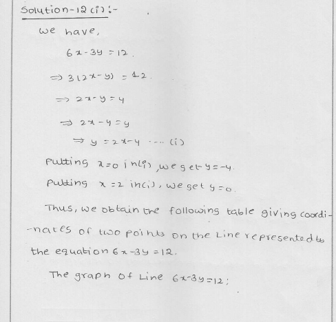 RD Sharma Class 9 Solutions Chapter 13 Linear Equations in Two Variables 38