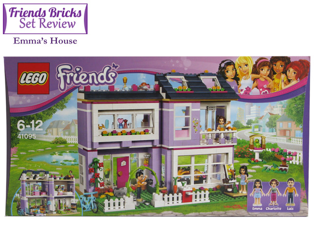 New LEGO Lot of 6 Magenta 1x8 Friends Building Plates