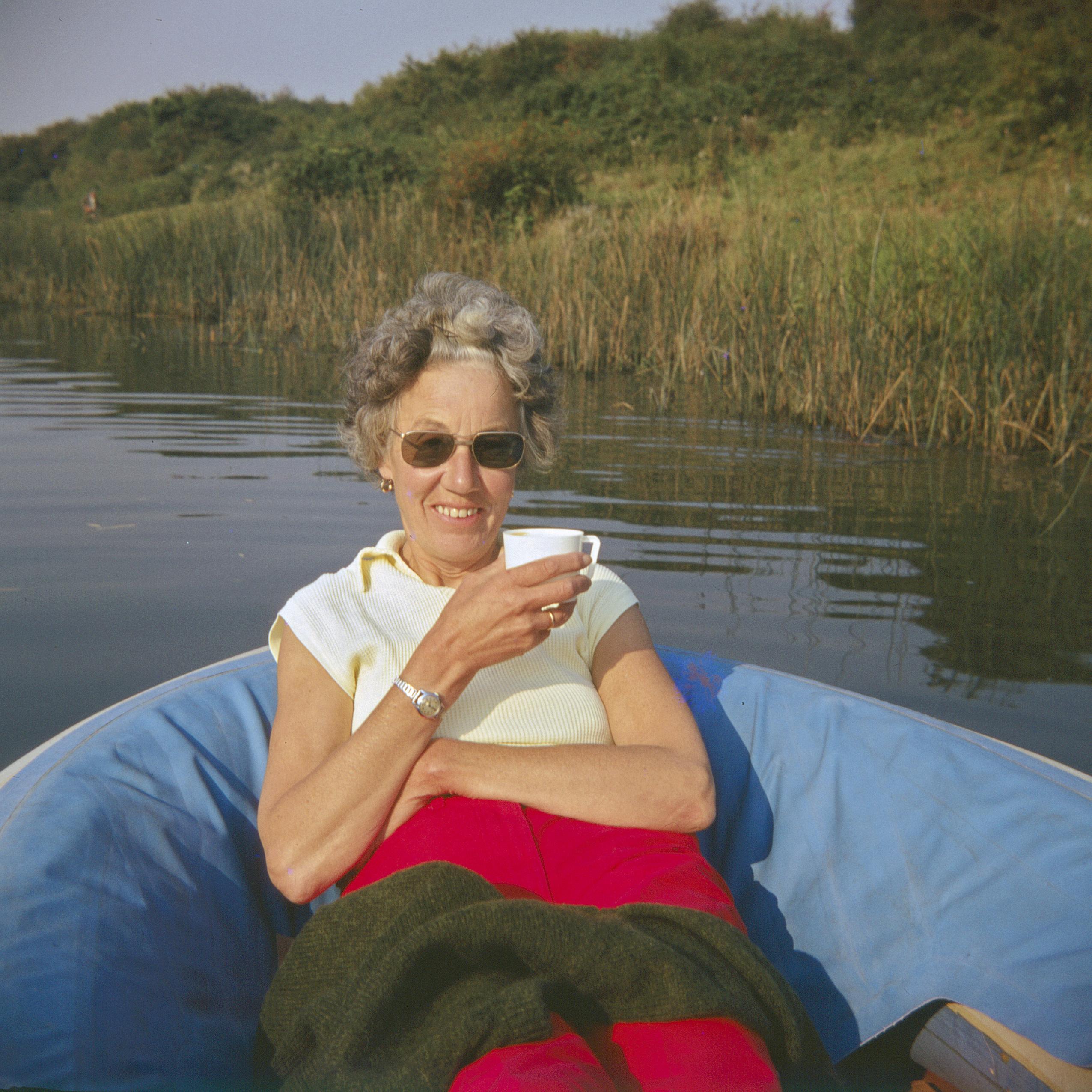 Mum in Boat 1200