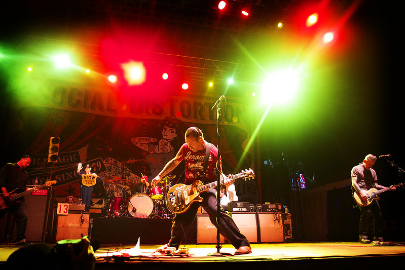 Riot Fest 2014 Denver - Social Distortion
