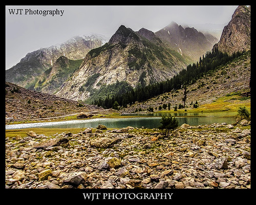 pakistan mountains landscape lakes