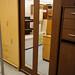 Mahogony 2 door sliding wardrobe