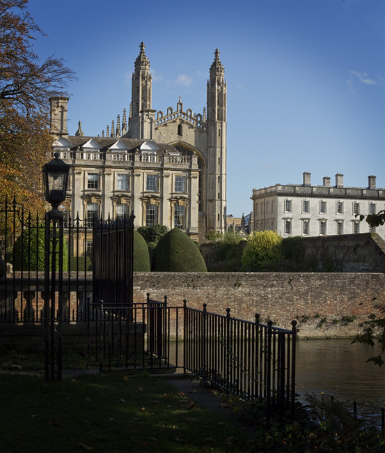 Clare College & King's College, Cambridge