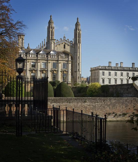 Clare College & King's College, Cambridge