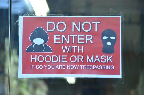 Hoodie or Mask