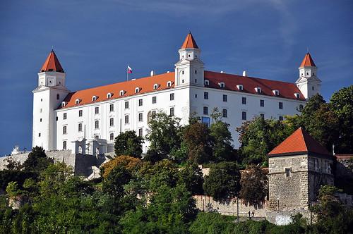 Братиславський замок