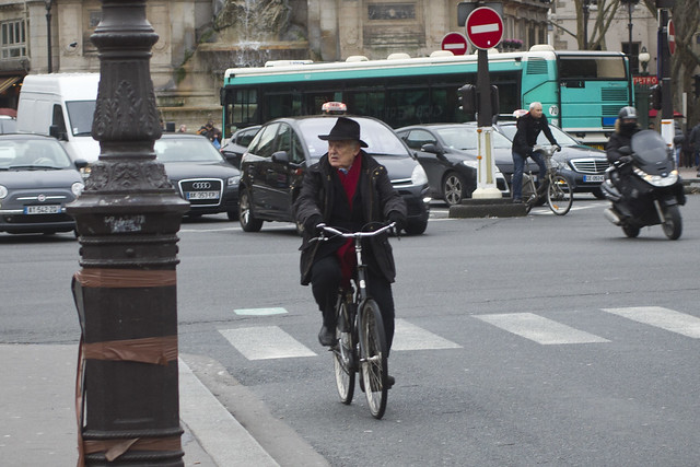 Paris Cycle Chic