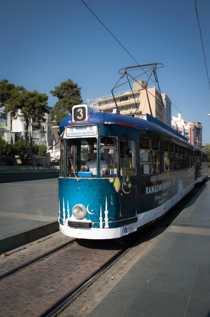 Tramway : Transport sur Rail Urbain