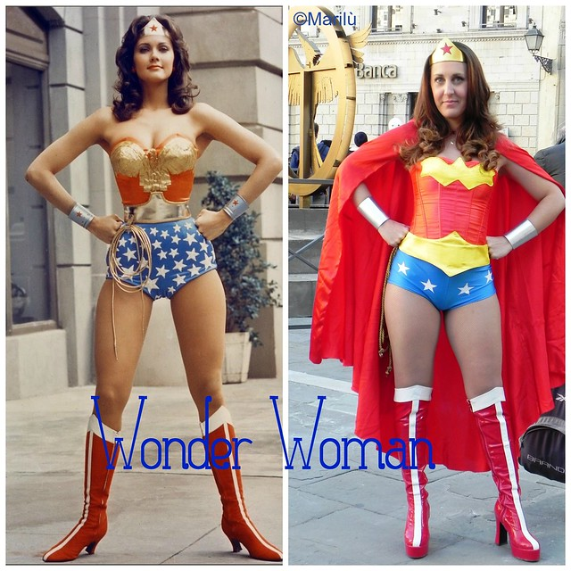 CollageWonderwoman