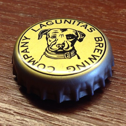 Macro Monday 2014.43 solution - beer bottle cap