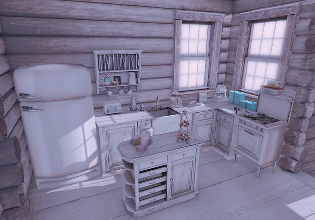 A Simple Baker's Kitchen