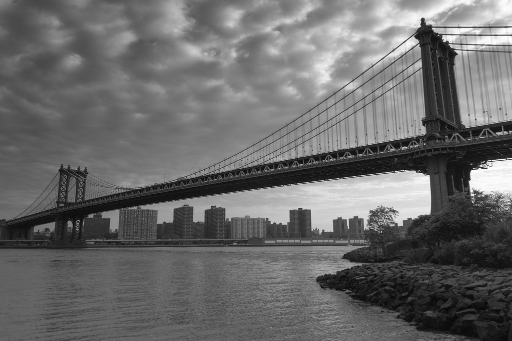 Manhattan Bridge, N.Y.c