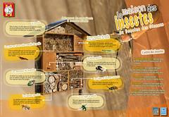 La Maison à Insectes - Domaine Des Oiseaux