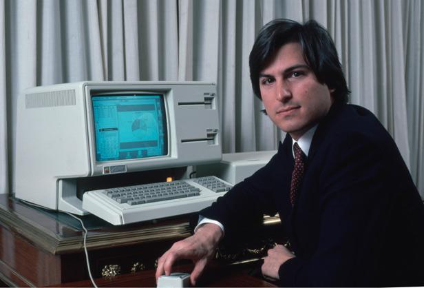 Steve Jobs Lisa