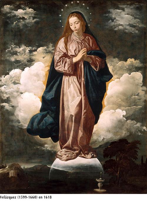 Inmaculada - Velázquez