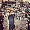 So looks also the ungovernable, thrilling city of Cairo. Khan Al-Khalili bazaar.