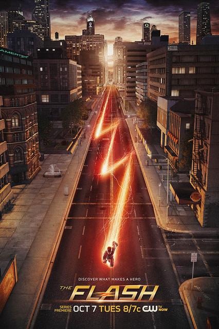 Phim Người Hùng Tia Chớp - The Flash