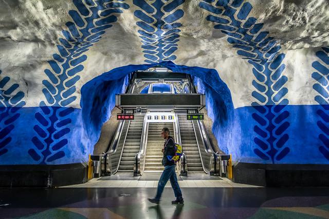 T-Centralen, Stockholm, Sweden