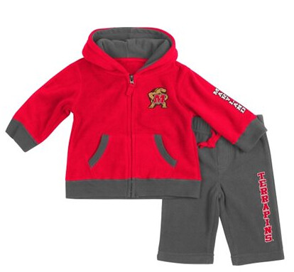 Terps baby clothes
