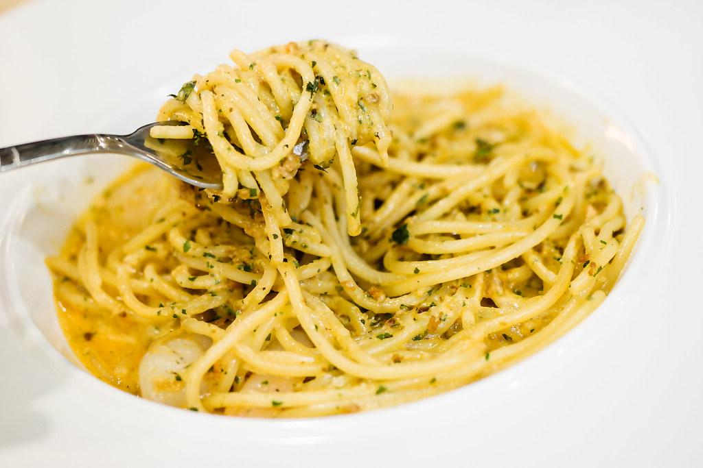 Tenderfresh Classic's Laksa Prawn Spaghetti