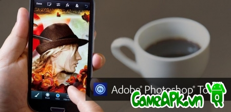 Photoshop Touch for phone v1.3.5 Cracked cho Android
