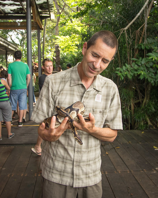 me with python