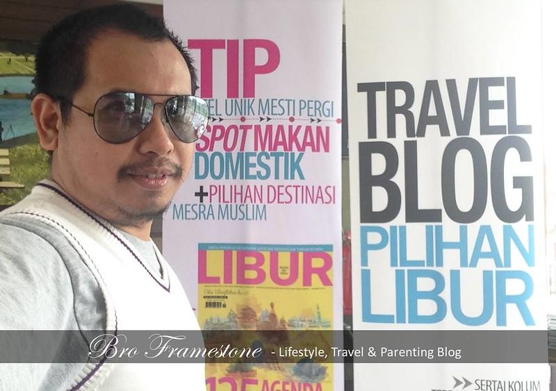 Majlis Pelancaran Blog O'Rama by Majalah Libur