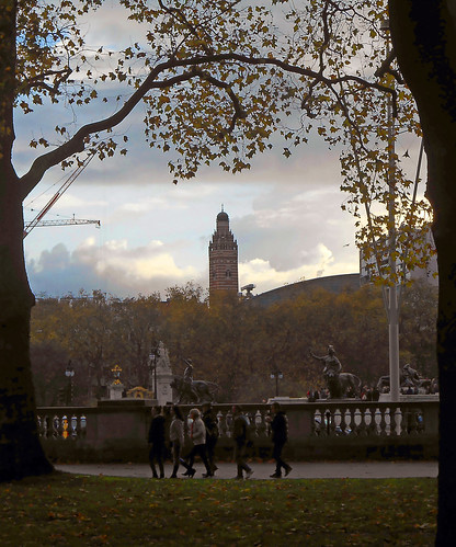St James's Park and Westminster Cathedral