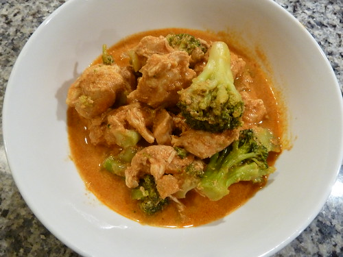 CrockPot Thai Chicken Stew