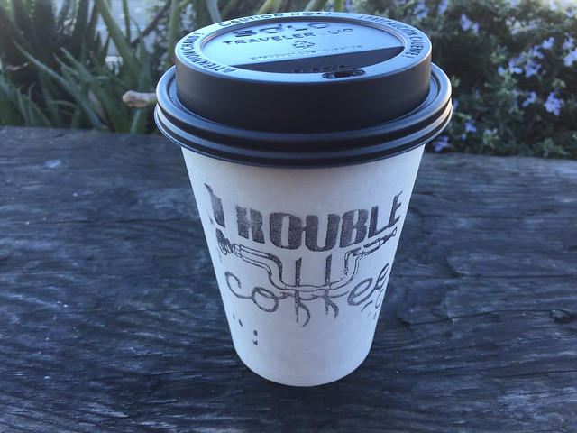 Coffee - Trouble Coffee Company
