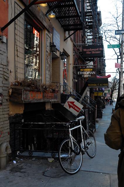 MacDougal Street NY, 26 Dec 2014. L202
