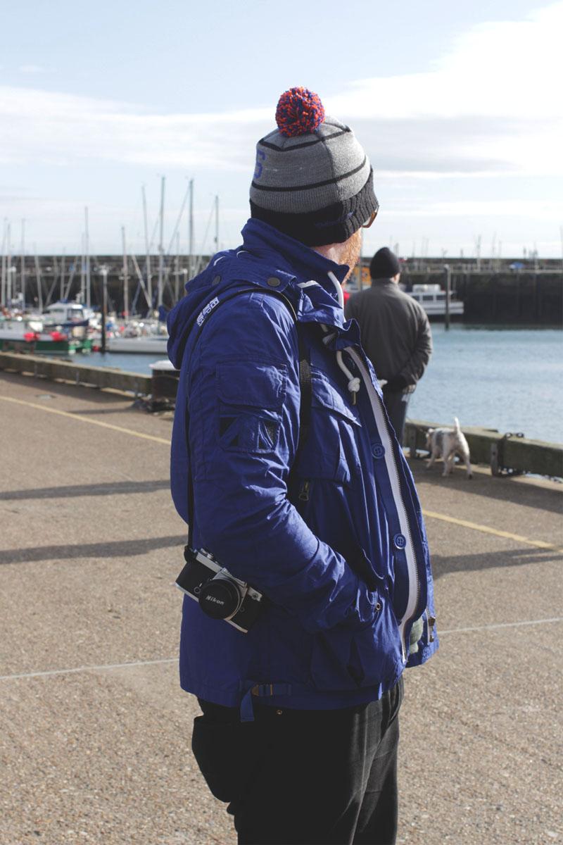 Superdry Mens Coats, Bumpkin Betty