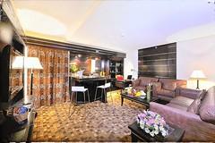 Lounge en suite @ Al Seteen Palace Hotel, Riyadh