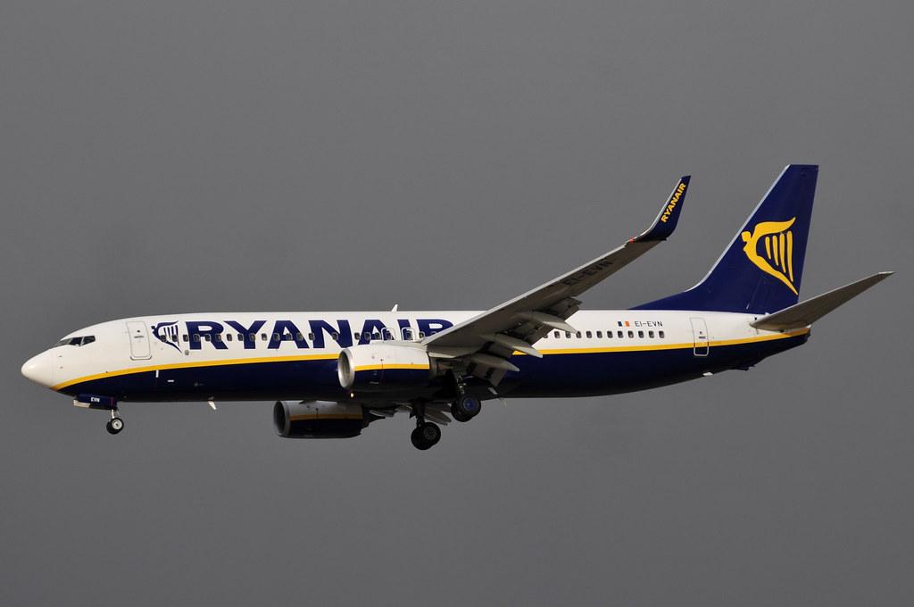 EI-EVN - B738 - Ryanair