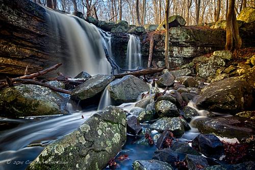 "park county water waterfall december pa 49 theme bucks hdr water"" rocks"" decemberfalls""52 2014novemberweek ""ringing"