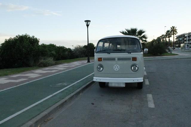 caravana vw volkswagen - surfera - grao - castelló de la plana