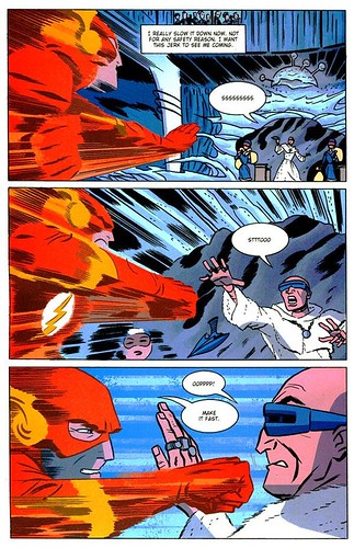 Flash slow down