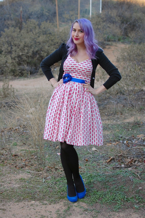 Unique Vintage dress