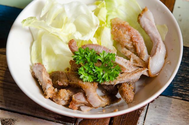Moo Tod Porki (Fried Pork)