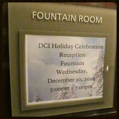 DCI Holiday Party