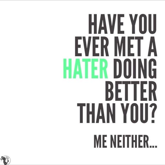 hatersquote