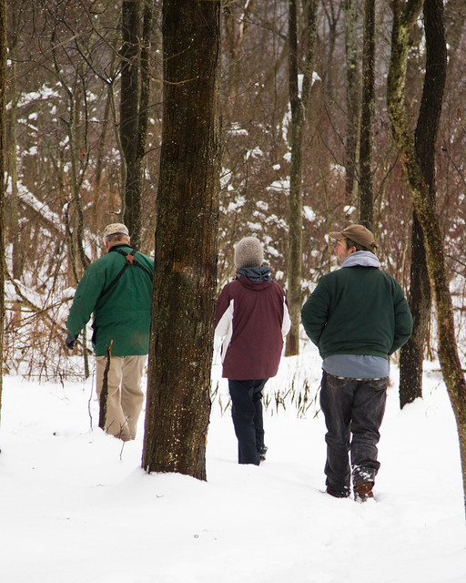 Christmas Bird Count - Audubon Nature Center