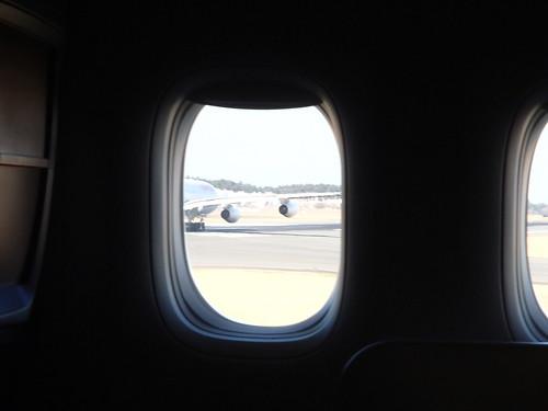 飛機 B787 和 A340(四発) - naniyuutorimannen - 您说什么!
