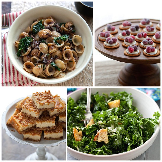 Holiday Meal Inspiration: 5 Menus (+ Brunch Ideas)