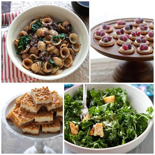 Holiday Meal Inspiration: 5 Menus (+ Brunch Ideas)