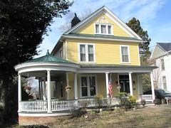 T. Fuller House, Chatham, Va