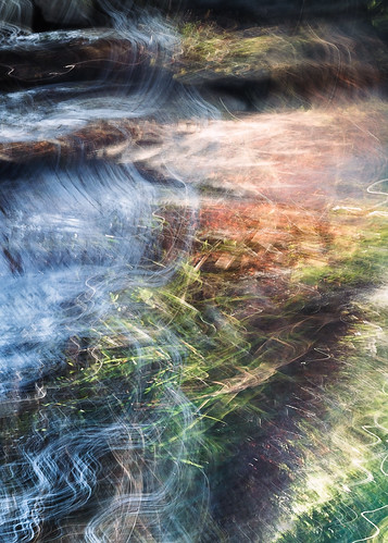 longexposure light abstract blur color nature water rock canon landscape movement rocks stream serene brook impression canon70200mm intentionalcameramovement canon7d