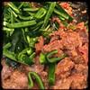 #CucinaDelloZio - #Homemade #TexasStyle #Chili - 1 Poblamo + 1 Jalepeno pepper