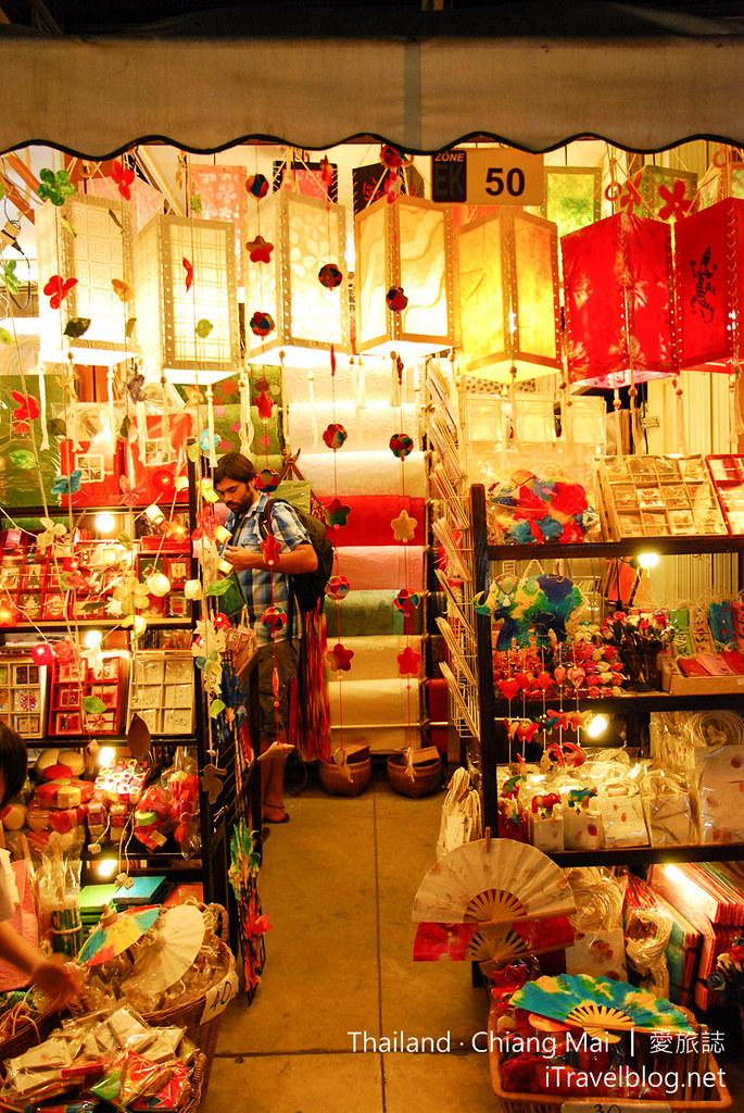 Chiang Mai Night Bazaar 清迈观光夜市 03_mini